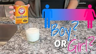 Gender Prediction Test Boy or Girl| Baking Soda| Cabbage| Old Wives Tales