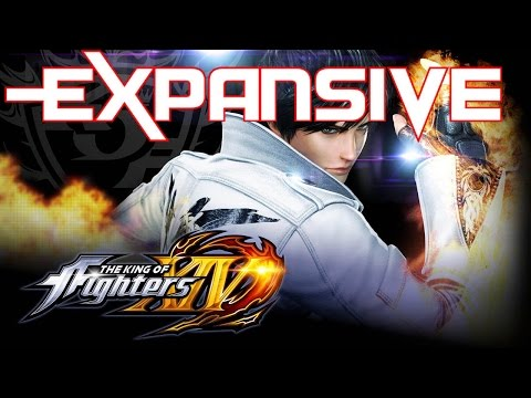 King of the Fighters XIV [PS4] - EXP Gameplay Overview