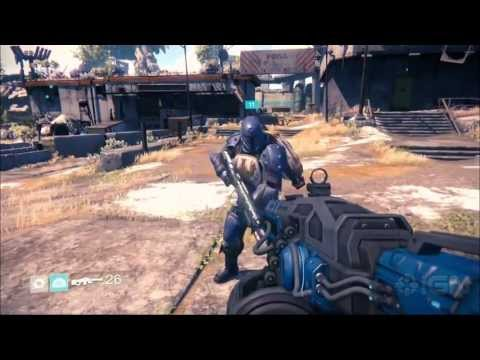 Destiny Gameplay Demo - IGN Live - E3 2013