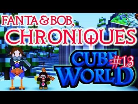 fanta et bob, les chroniques de cube world - ep.13