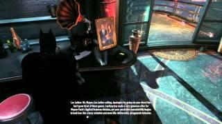 BATMAN™: ARKHAM KNIGHT Bruce Wayne's Messages. Batwoman/Kate Kane confrimed