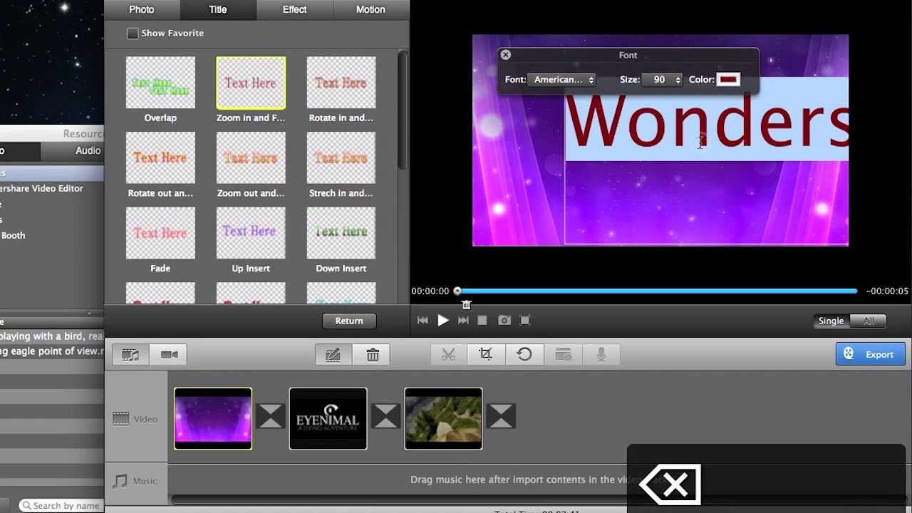 Video compositing software free