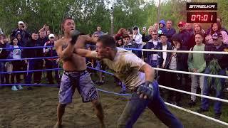 Old Farmer vs Champion of MMA !! Super Fight !!