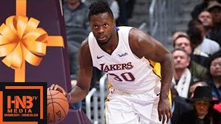 Los Angeles Lakers vs Minnesota Timberwolves Full Game Highlights / Week 11 / Dec 25