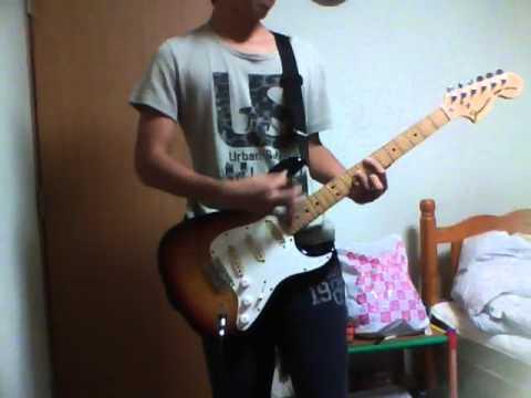 【miwa】chAngEをギターで弾いてみた【BLEACH OP12】