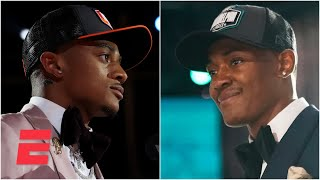 The winners and losers from the first round of the 2021 NFL Draft | KJZ