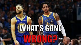 What's Gone Wrong with the Golden State Warriors?