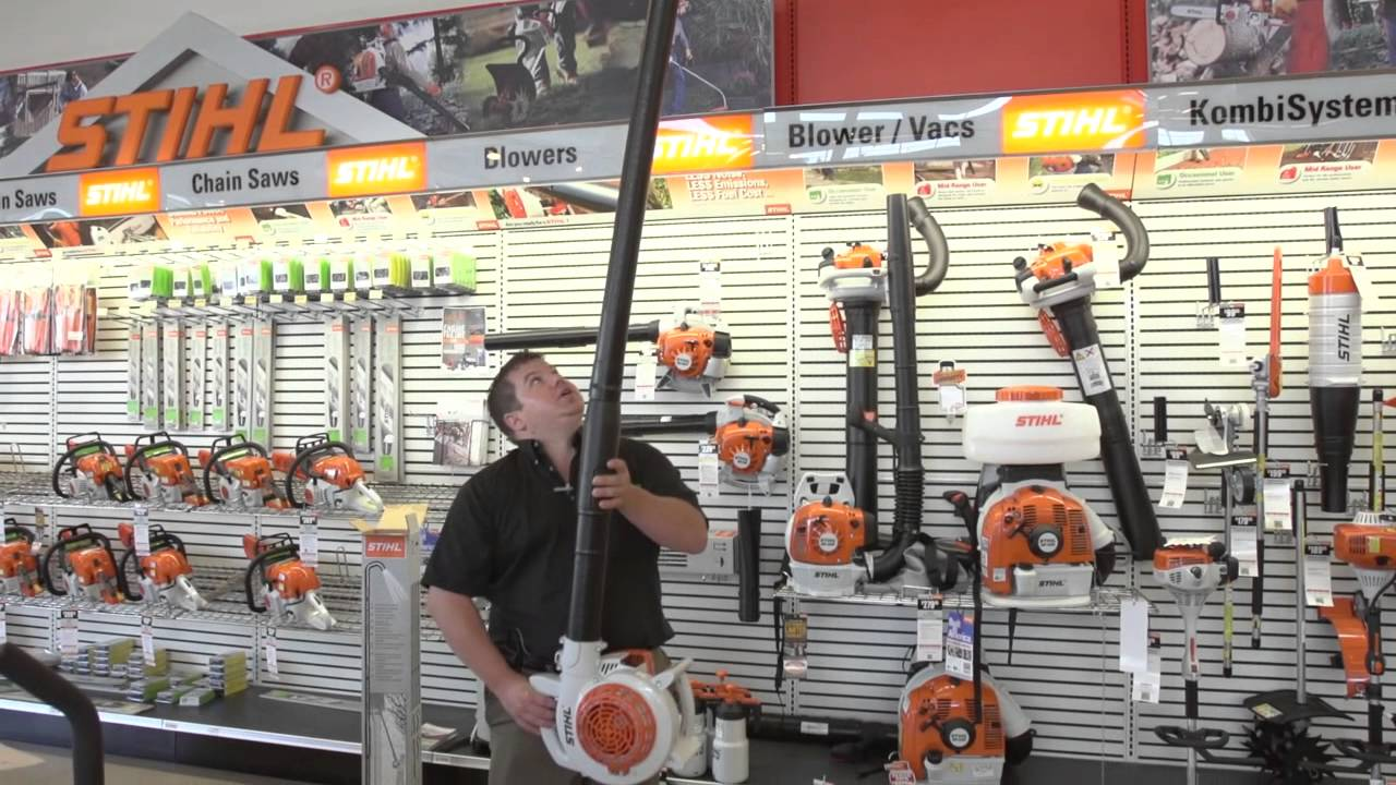 The Great Benefits Of A Stihl Leaf Blower Gutter