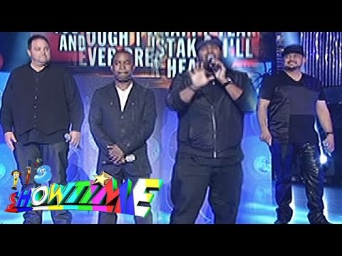 It's Showtime Singing Mo 'To: All 4 One sings