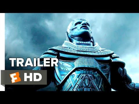X-Men: Apocalypse Official Trailer #1 (2016)