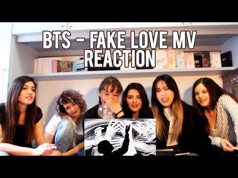 [KOR/ENG SUB] BTS (방탄소년단) _ FAKE LOVE M/V Reaction