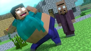 Top 4 Funny Minecraft Animations