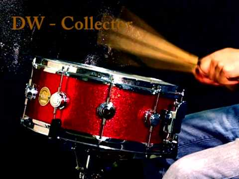 """DW Collector Maple snare 14x6"""""""