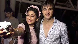 Shivangi Joshi's Birthday Party | Mohsin Khan & The Cast Of Yeh Rishta Kya Kehlata Hai