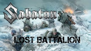 Wehrmacht: Lost Battalion [SABATON] Ultimate Music Video