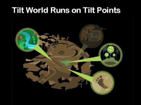 Tilt and TattleTalz iPhone Games
