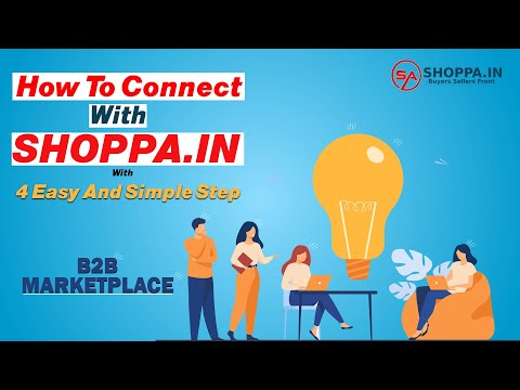 How To Connect With Shoppa.in With 4 Easy And Simple Step