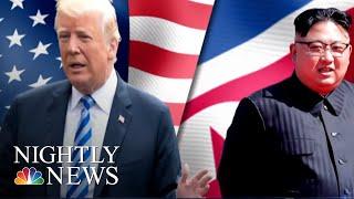 President Donald Trump Says Canceled North Korea Summit May Still Take Place | NBC Nightly News