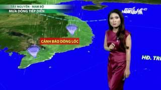 (VTC14)_Thời tiết cuối ngày 15.05.2017