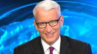 Anderson Cooper reads best 'covfefe' tweets