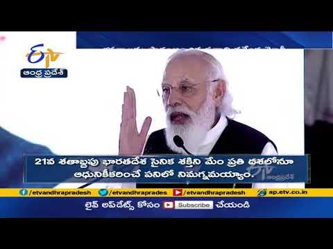 PM Modi slams Central Vista critics