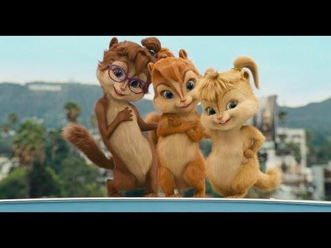 Baixar PSY Gangnam Style - ESQUILETES (Chipettes) 2013 HD 3D (강남스타일)