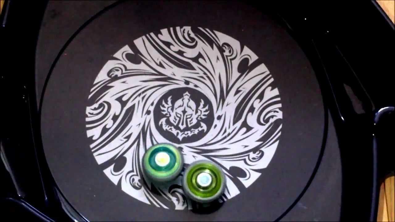Fang Leone vs. Rock Leone: Beyblade Metal Fury - YouTube
