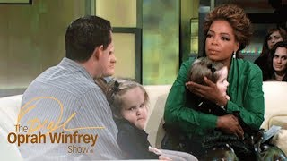 The Formerly Conjoined Herrin Twins Meet Oprah After Their Surgery | The Oprah Winfrey Show | OWN