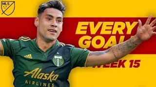 Watch EVER MLS Goal from Week 15