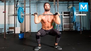 Seth Rollins Training for WWE   Muscle Madness