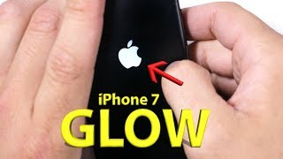 Make your iPhone 7 Apple LIGHT UP!! (iPhone 7 Plus logo too)