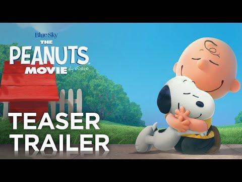 Assista ao primeiro trailer de Peanuts, filme em 3D de Charlie Brown e Snoopy