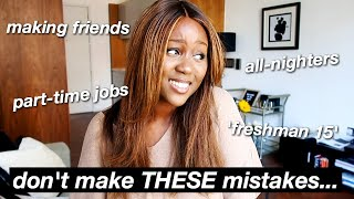 10 Things You NEED To Know Before Starting University | Avoid Making These Mistakes!