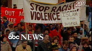 What was happening in New York City at time of 'Central Park Five' arrests   ABC News