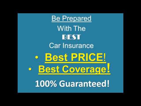 The Best Car Insurance