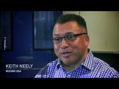 Watch How Mizuno USA Uses Sitecore in their Digital Transformation