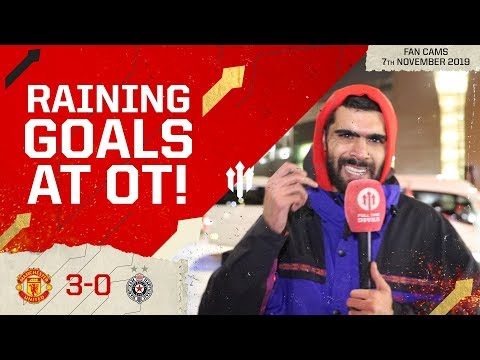 GOALS AT OLD TRAFFORD?! (FINALLY) Man United 3-0 Partizan   Match Review