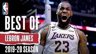 Best Of LeBron James   2019-20 NBA Season
