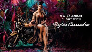 Regina- JFW Calendar 2019 Photoshoot- Full Video..