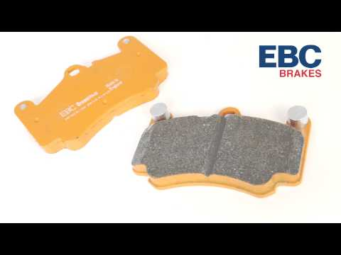 EBC Car Racing Brake Pads