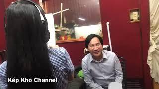 Kim Tử Long hành hung CVVC Nguyễn Văn Khởi và Kim Luận tại phòng thu | Kênh Kép Khó