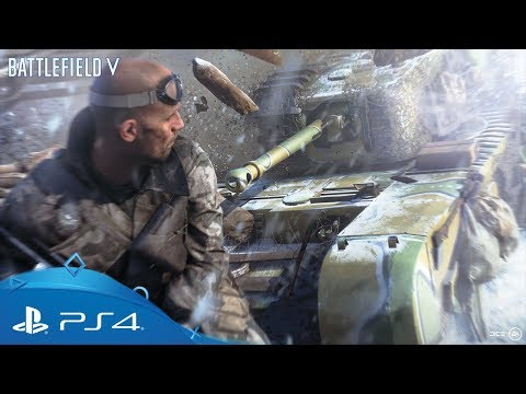 Battlefield V | E3 2018 Multiplayer Trailer | PS4