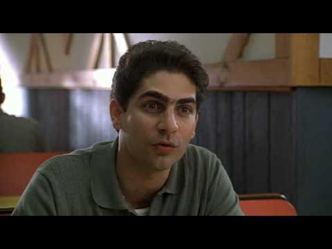 Jon Favreau on The Sopranos - Christopher's stories