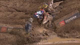 450SX Main Event highlights - San Diego