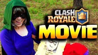 BANDIT vs MUSKETEER - EPIC CLASH BATTLES - CLASH ROYALE MOVIE HD 2018