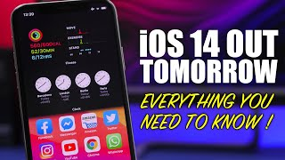 iOS 14 OUT Tomorrow - Everything You Need To Know !