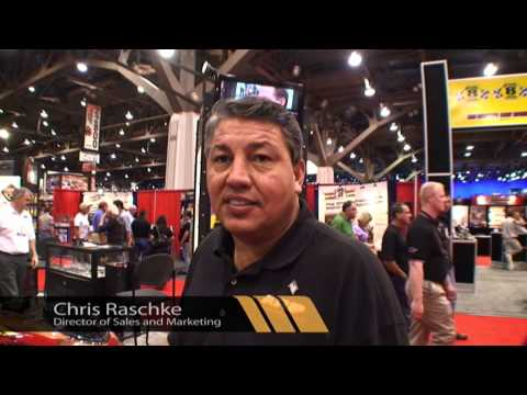 ARP On The Fly Spot at SEMA 2009