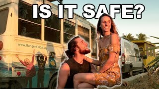 WHAT YOU SHOULD KNOW about VAN LIFE IN MEXICO // Don't Stop Belizen EP. 30