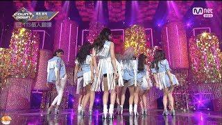 【十週年LIVE中字】170810 原畫 少女時代 snsd - All Night @ Comeback Stage
