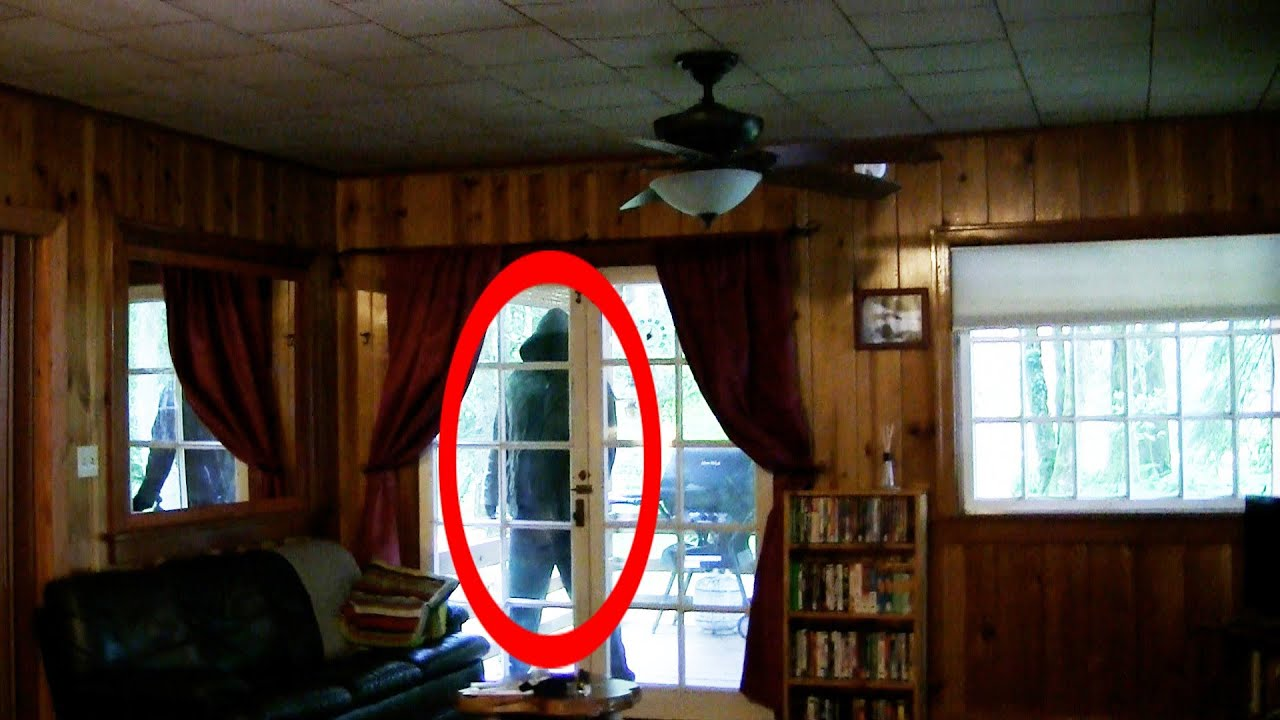 Scary Ghost Spotted The Woodsman Ep 13 The Haunting